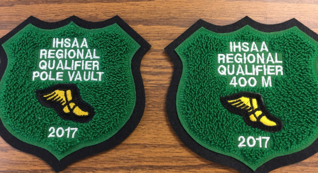 Boys Track Patches Have Arrived!
