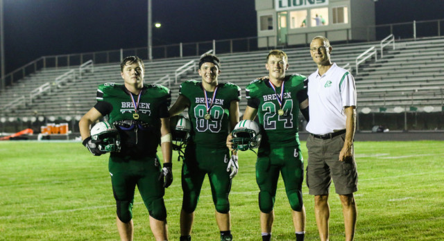 """Miller Insurance Group """"Players of the Game"""""""
