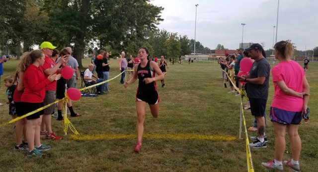 Cross Country Wins Home Meet at Oakwood Park