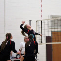 Lady Cards Volleyball at Rocky River Tournament