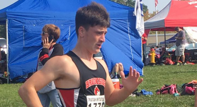 Cross Country Competes at Boardman