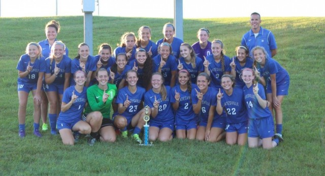 Lady Bulldogs beat Centerville to win title