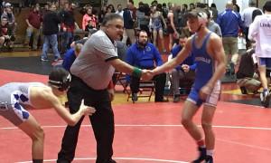 Richmond wrestling regional