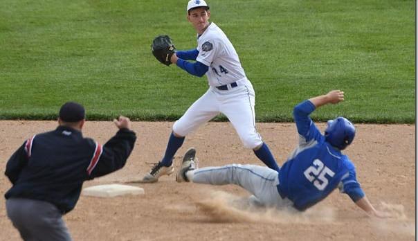 Batesville High School Varsity Baseball beat Franklin Central High School 7-6