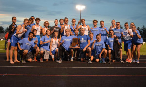 BHS track sectional champions