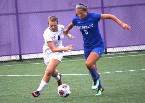 BHS girls soccer v Seymour