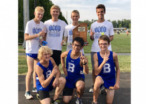 Ripley County boys champs
