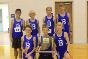 Sectional Champs Boys CC 2017