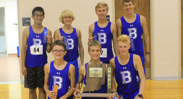 Bulldogs race to a sectional title