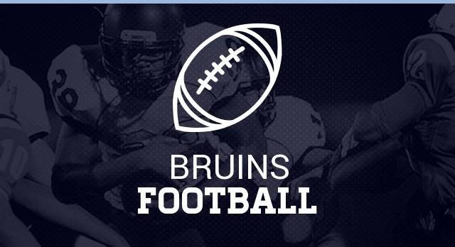 2016 Bruin football schedule