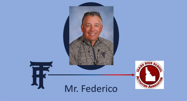 TFHS Says Goodbye and Good Luck to a Legend: Mr. Federico
