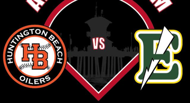 Baseball faces off against Edison Friday at Angels Stadium!!