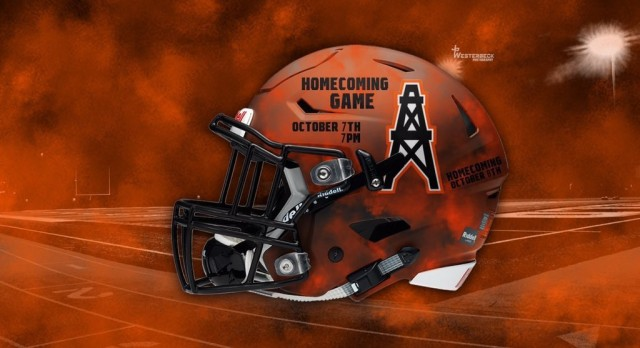 Homecoming Football Game October 7th!!!!