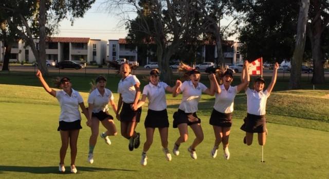 Girls Golf Update!!!  Go Oilers!!