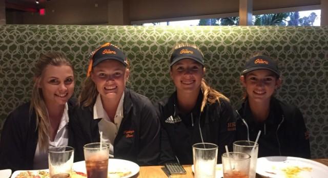 Girls Golf- Sunset League and CIF Update