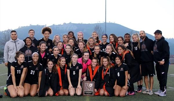 Girls Soccer CIF State Regional Finalists!