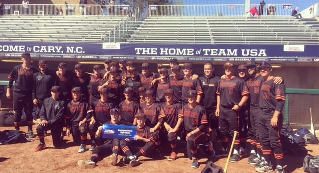 North Carolina USA Baseball NHSI Tournament