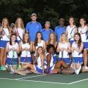 Girls Tennis Team Pic