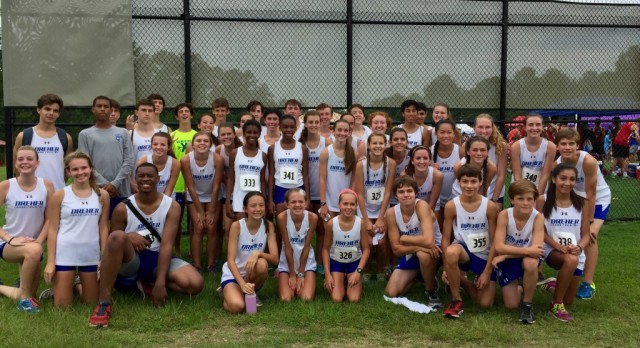 Congrats to Cross Country!