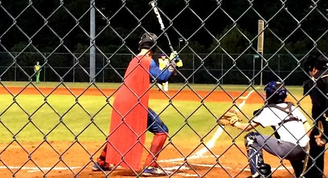 Baseball Halloween Intra-squad Game Oct. 26