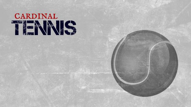 Cardinal Tennis Off to Strong Start