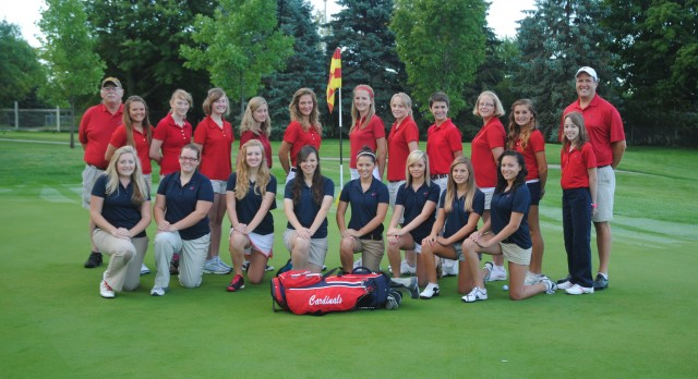 Girls Golf Adds to Honors