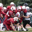 Cardinal Football Tackle