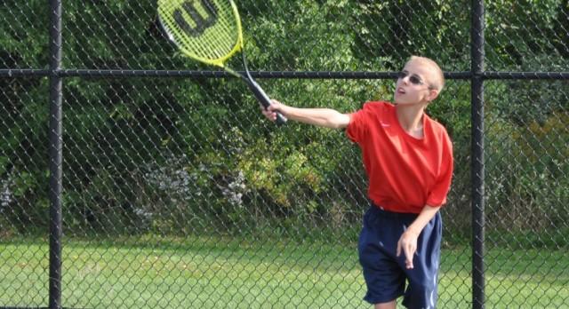 Cardinal Tennis Ties Fremont