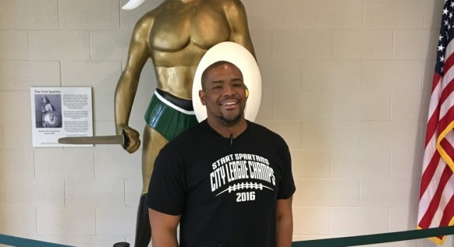 Coach Turner named Girls Track Coach
