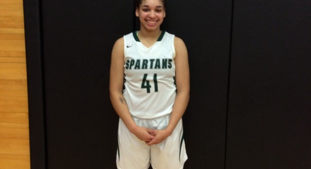 Mariah White Named District 7 Player of the Year; Tops 1,000 Point Mark