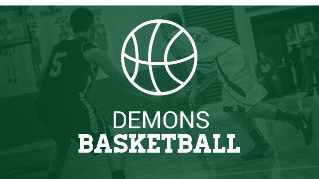 Westlake High School Boys Varsity Basketball beat Rocky River High School 63-42