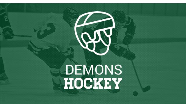 Langermeier named 2nd Team All GCHSHL White North; Demons open OHSAA play Saturday night