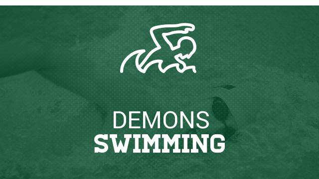 Matt Akers is Northwest District Diving Champion; Qualifies for State Meet