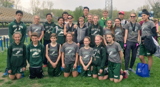 LBMS Girls Track & Field Athletes have Record-Breaking Season