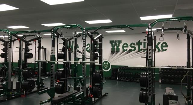 Weight Room S&C update