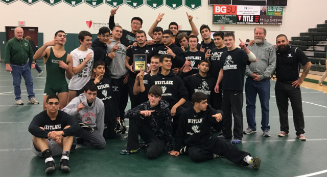 Wrestlers complete 3 peat of Coach Ant Classic