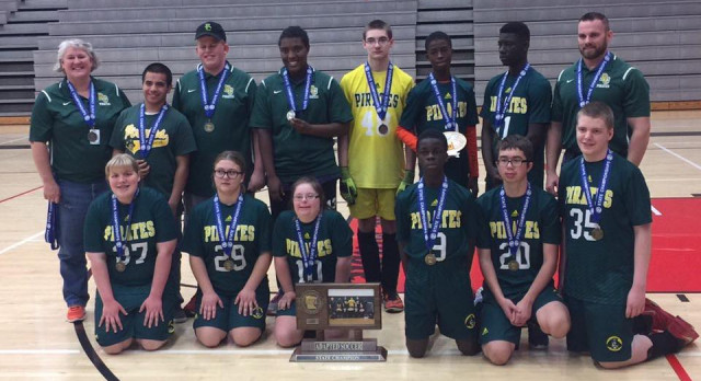 Adapted Soccer Successful at State