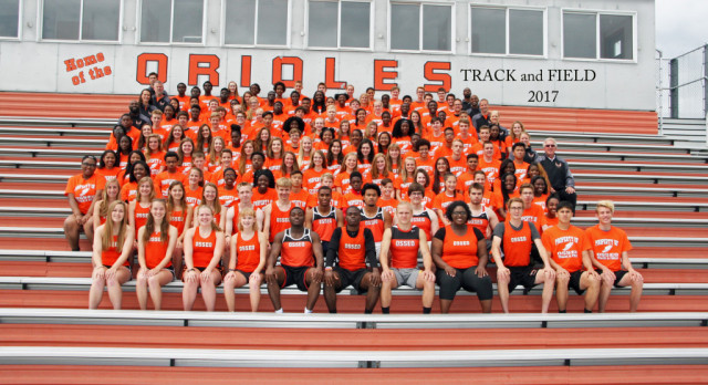 2017 Osseo Track and Field Update
