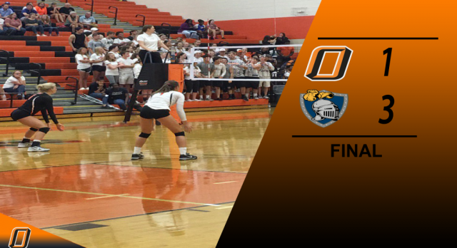 Osseo Volleyball Falls to STMA in Home Opener