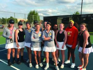 Osseo Girls Tennis Sees Strong Growth (Press & News)