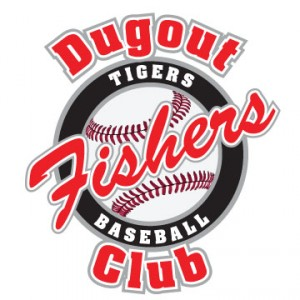 Fishers Dugout Club Logo