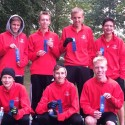 Boys XC HCC Champions
