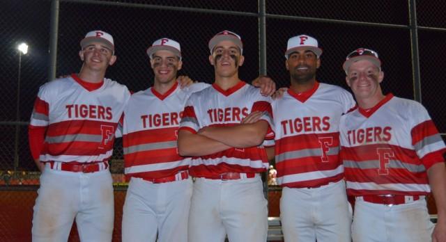 Fishers High School Varsity Baseball beat Zionsville 6-1