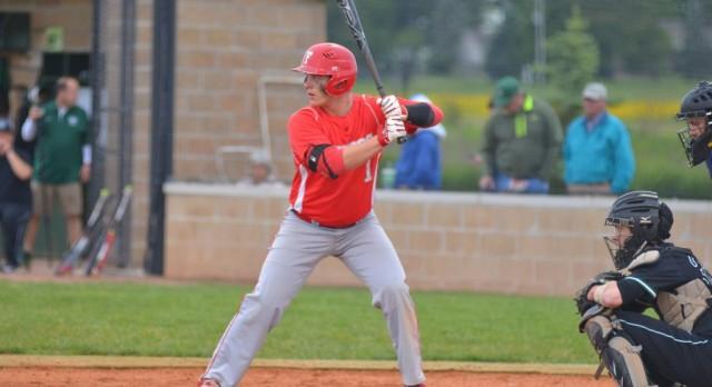 Fishers High School Varsity Baseball falls to Zionsville 9-1