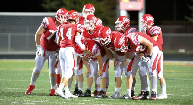 Fishers falls to Brownsburg 14-10 on Homecoming 2016
