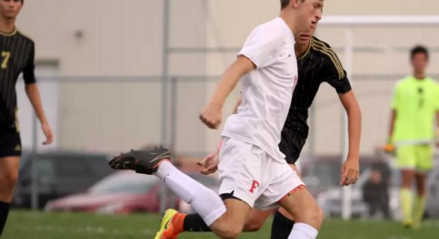 Boys Varsity Soccer falls to Noblesville 3-0