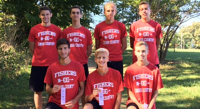 Boys Cross Country Finishes 3rd @ Sectionals