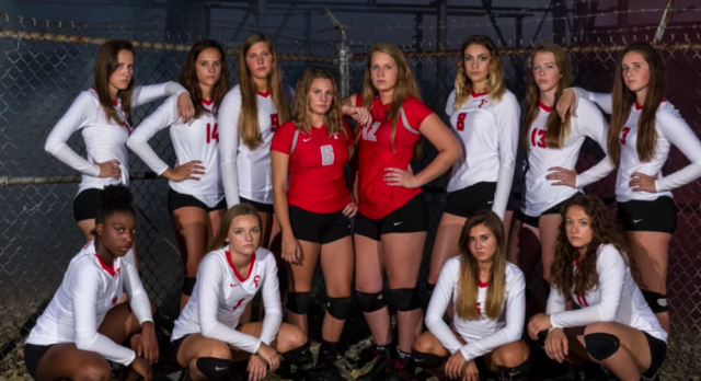 2016 @Fishers_VB Highlight Video