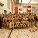FHS vs @HSEAthletics Mudsock Swimming Meet