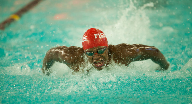 Drake Stallworth Selected to Participate in USA Swimming National Diversity Select Camp